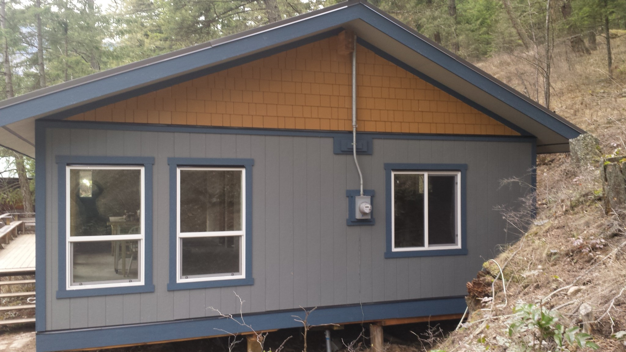 Cabins Outdoor Home Renovations Md Creations Ltd